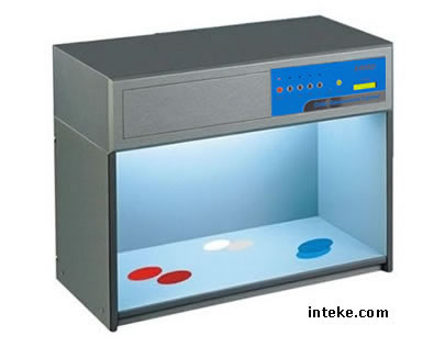 Inteke Color Assessment Cabinet Light Box Cac 4