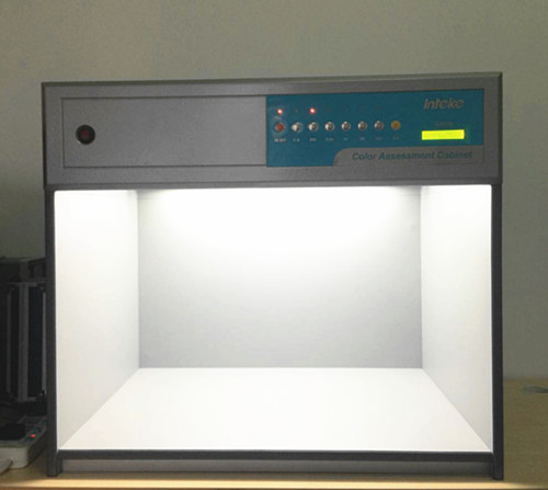 Inteke Color Matching Box Light Booth Cac 6