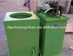 Interlock Hose Forming Machine Flexible Metal Making