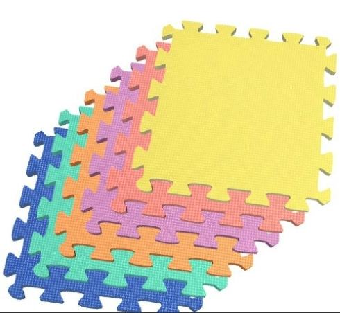 Interlocking Foam Mat Play Pads
