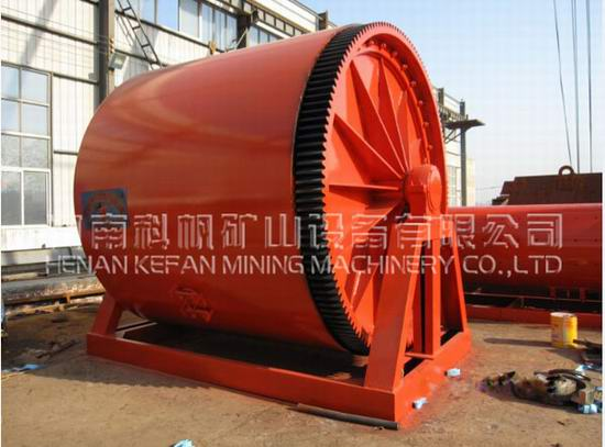Intermittent Ball Mill S Introduction