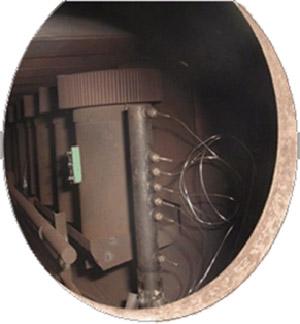 Internal Conductivity Electrode Type Level Indicators
