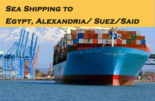 International Cargo Forwarder To Malaysia Sea Freight Ocean