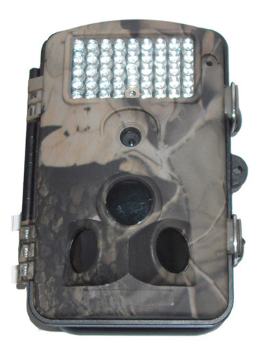 Invisible Ir Trail Camera Infrared With 12mp And Hd Video Resolution
