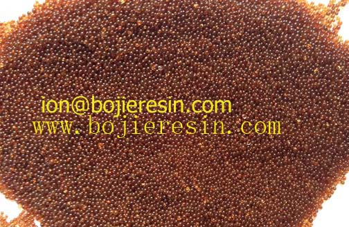 Ion Exchange Resin For Bio Diesel Purification
