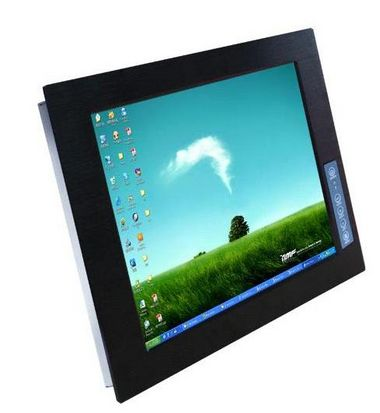 Ip65 Cheap 8 4 Led Backlight Industrial Lcd Monitor With Vga