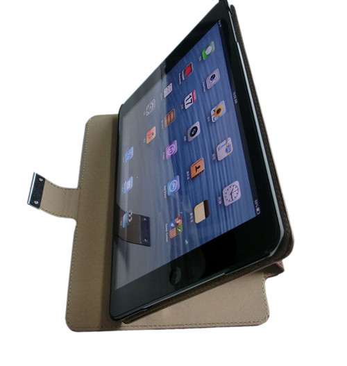 Ipad Accessories Leather Case