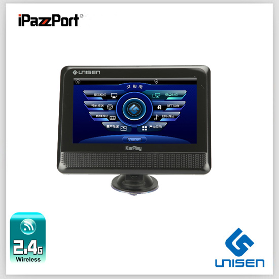Ipazzport Hot Sale Android Ios System Smart Carplay Car Internet Entertainment