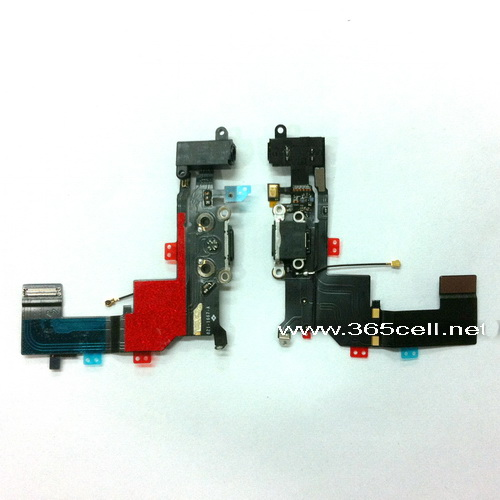 Iphone 5s Charger Port Heaphone Audio Mic Flex Cable