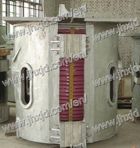 Iron Melting Induction Furnace 50kg
