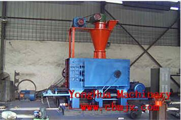 Iron Powder Briquette Machine From Tina 86 15978436639