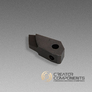 Iron Textile Machinery Casting Wear Part