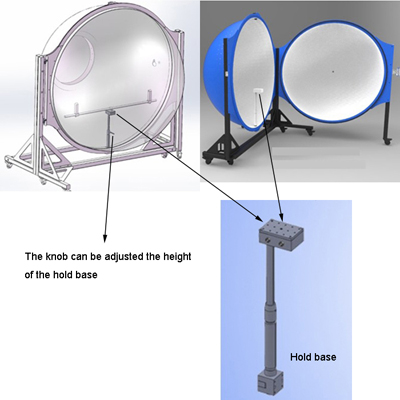Is Ma Integrating Sphere With Holder Base