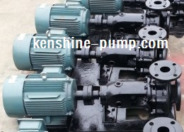 Is Series Centrifugal Water Pump
