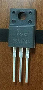 Isc Silicon Power Transistor Npn 2sc1744
