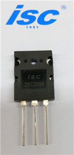 Isc Silicon Power Transistor Npn 2sc3998