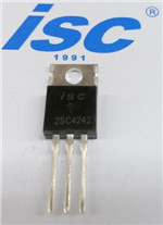 Isc Silicon Power Transistor Npn 2sc4242