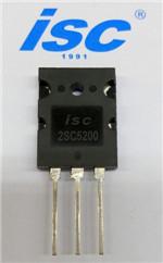 Isc Silicon Power Transistor Npn 2sc5200