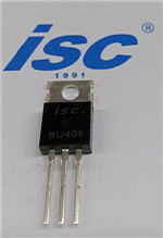 Isc Silicon Power Transistor Npn Bu406