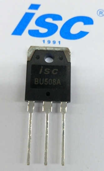 Isc Silicon Power Transistor Npn Bu508a