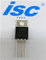 Isc Silicon Power Transistor Npn But11a