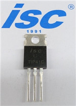 Isc Silicon Power Transistor Npn Tip41c