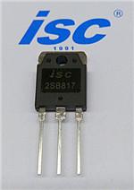 Isc Silicon Power Transistor Pnp 2sb817