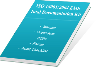 Iso 14001 Standard Documents