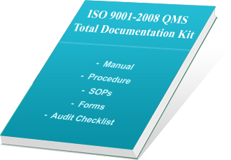 Iso 9001 Quality Management System Documents