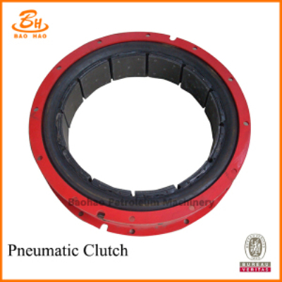 Iso Certificated Drilling Pneumatic Clutch For Well Of Various Kind
