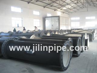 Iso2531 En545 En598 Ductile Iron Pipe