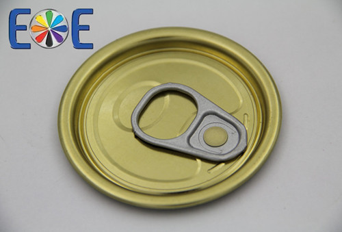 Israel 52mm Tinplate Easy Open Cap Company