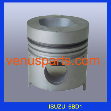 Isuzu Diesel Engine 4hf1 Piston 8 97095 585 1 5 87813 391 0