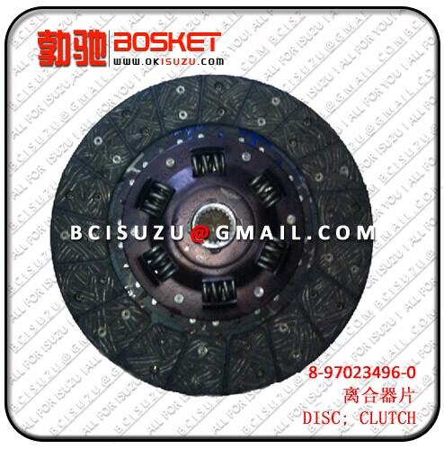 Isuzu For Disc Clutch 4be1 8 97023496 0 97079521