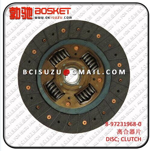 Isuzu For Disc Cultch Nkr55 4jb1 8972319680 8 97231968 0