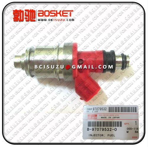 Isuzu For Nozzle Asm Injector 8 97079532 0 8970795320