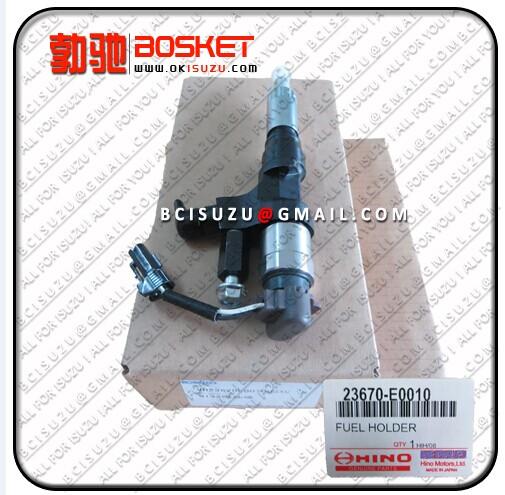 Isuzu For Nozzle Asm Injector J08e Vh23670e0050 Denso No 9709500 6593