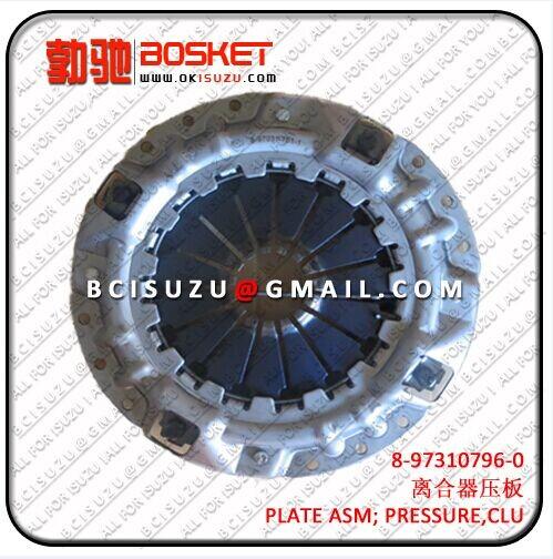 Isuzu For Plate Asm Pres Npr66 4hf1 8 97310796 0 97351833