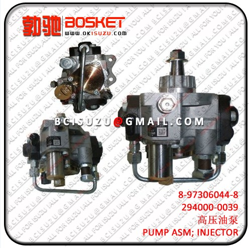Isuzu For Pump Asm Injector 4hk1 8 97306044 9 Denso No 294000 0039