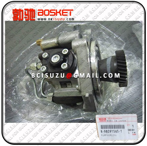 Isuzu For Pump Asm Injector 6hk1 1 15603508 0 8 98091565 Denso No 294050 0101