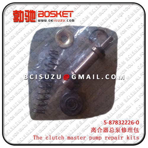 Isuzu For Repair Kit Clu 5 87832226 0