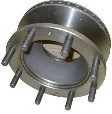Iveco Alfaromeo Brake Disc Rotor