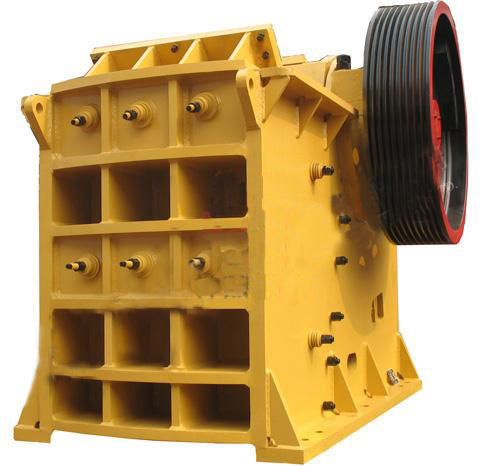 Jaw Crusher Crushing Equipment