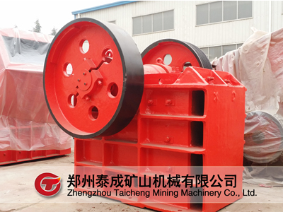 Jaw Crusher For Mining Machinery Industry