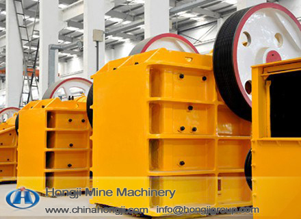 Jaw Crusher For Quarry Construction