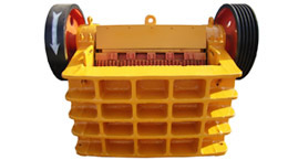 Jaw Crusher Is Mainly Based On The Principle Of Crushing Because Type Has Advantages Simple Structur