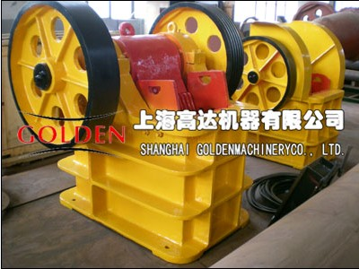 Jaw Crusher Structure Quality