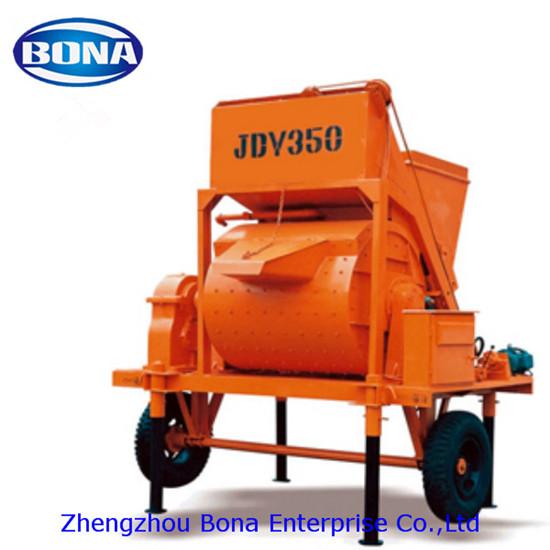 Jdy Single Horizontal Shaft Mixer Mobile Hydraulic Concrete