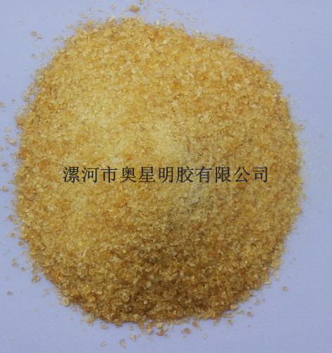 Jello Gelatin Beef Hide Natural Animal Glue For Packing