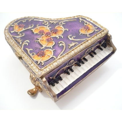 Jewelry Box Piano Shape